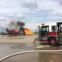 Airport Training 2014