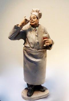 Le Chef - raku