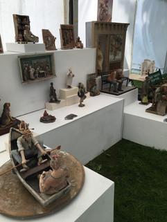 Art in Clay summer 2017