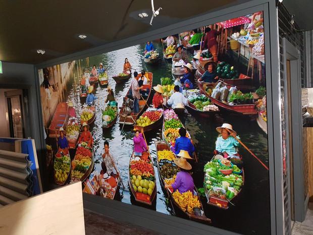 Indoor Wall Graphics