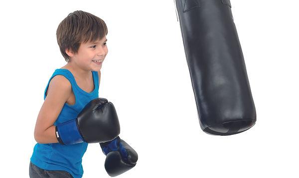 Kinderkickboxen in Böbingen, Heubach und Mögglingen, Selbstverteidigung für Kinder in Böbingen