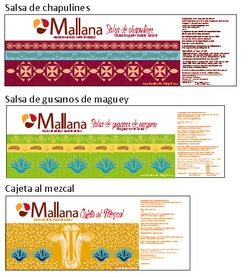 Mallana Etiquetas
