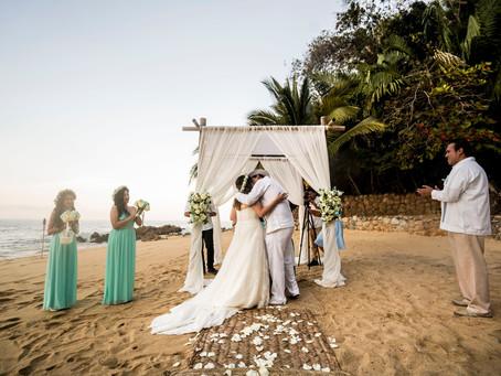 Mexico, as my wedding's ideal destination.