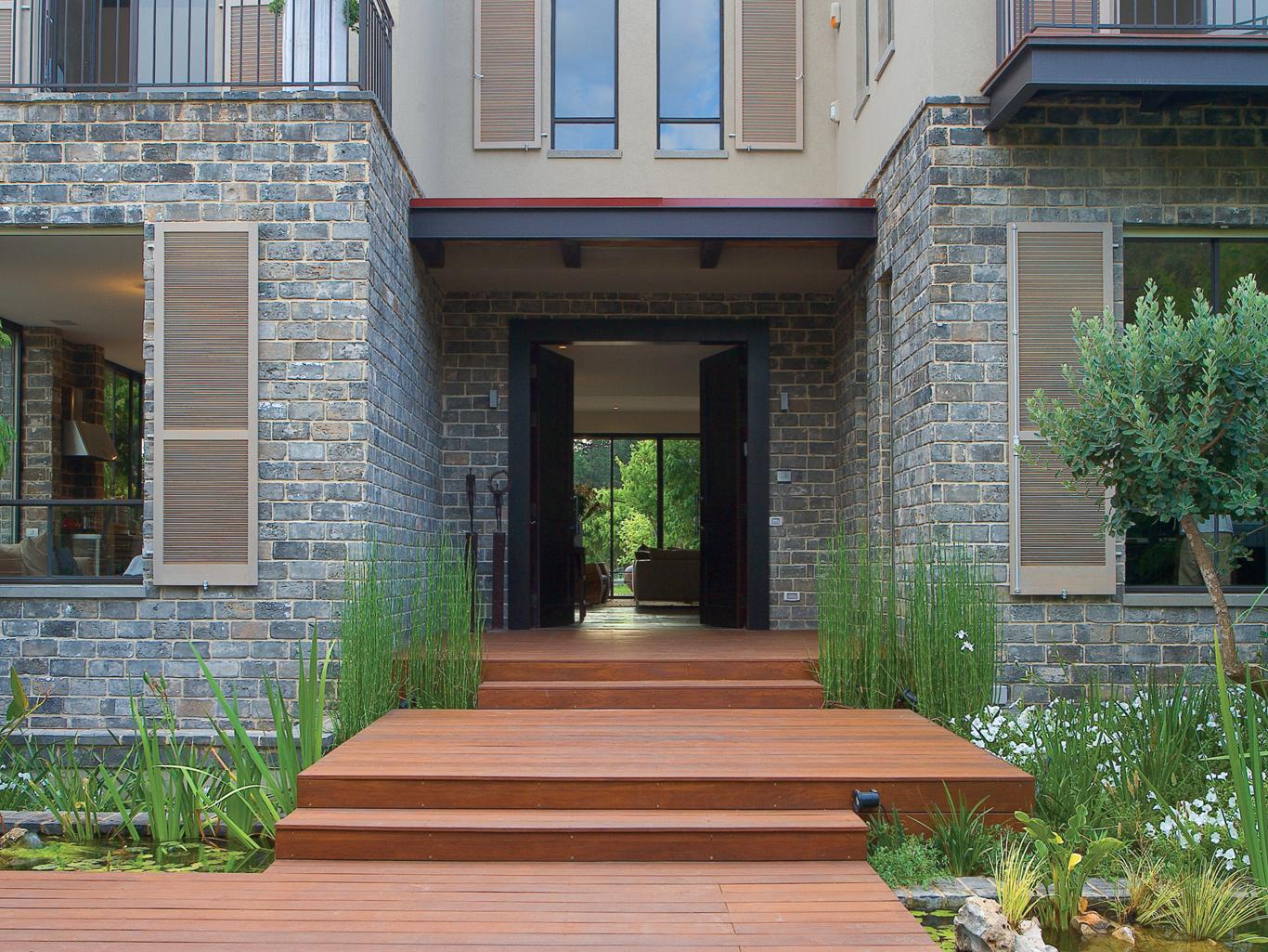 אדריכלות נוף ועיצוב גינות יוקרה