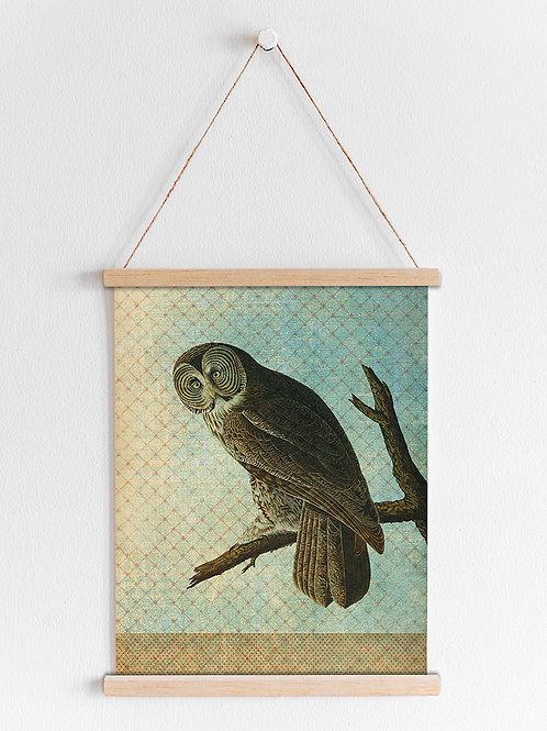 פוסטר - ינשוף