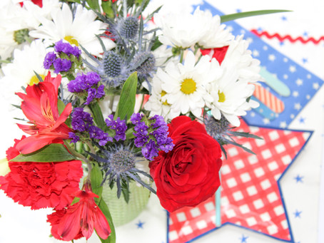 An American Tablescape