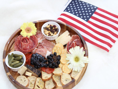 DIY Charcuterie Board for Hosting