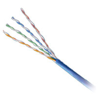 CAT5E CM BL (GENERAL PURPOSE)  1000 BX CABLE