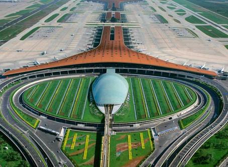 Los 5 aeropuertos más grandes del mundo