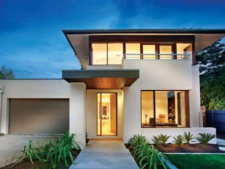 Estilos arquitectónicos para casas