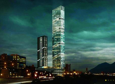 Los 5 Edificios más Altos de México