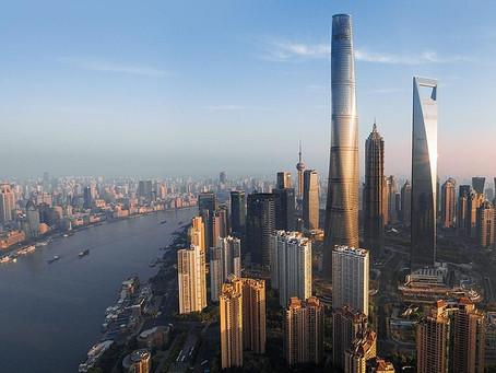 El rascacielos más ecológico del planeta: Shangai Tower