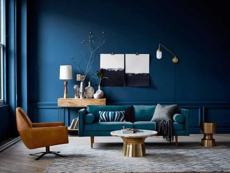 Tendencias de diseño de interiores 2021: colores, materiales y más