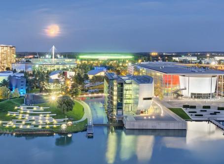 El espectacular complejo de Volkswagen en la Ciudad del Lobo: La mayor fábrica del mundo
