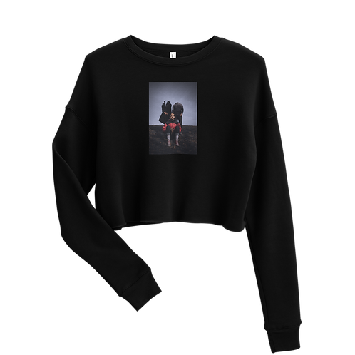 Weird Family - Crop Sweatshirt