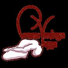 Prana Vashya yoga logo full maroon.png