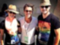 Dan, Ashley, and Madison Hildebrand