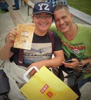 Magier Merlix und sein Freund Christophe