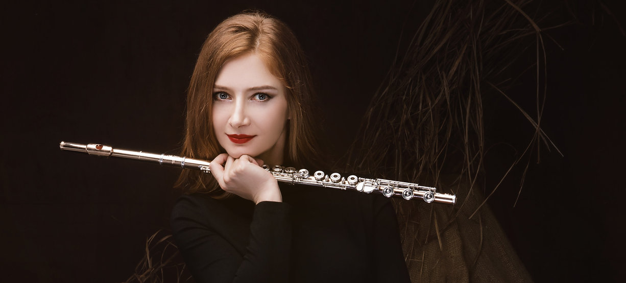 Elzbieta Wolenska flutist