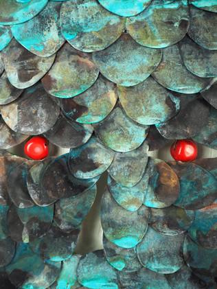 Mermaid (fragment), 2020