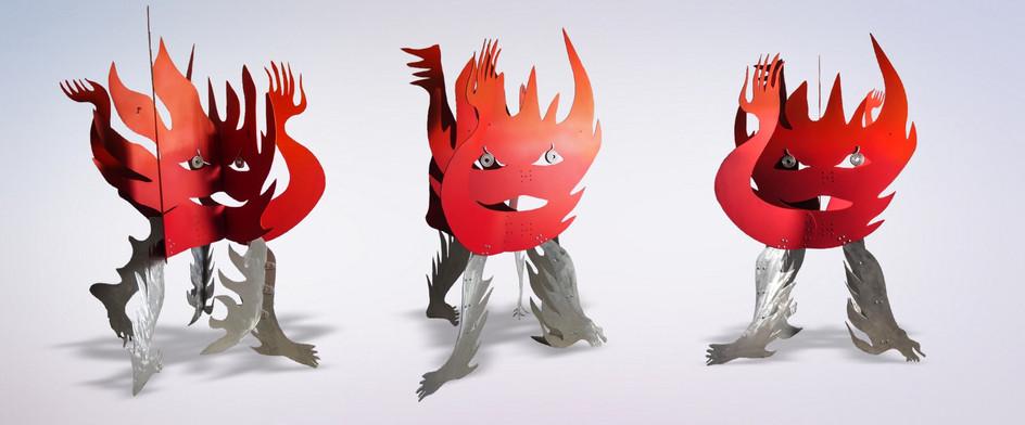 Flame Phenomenon
