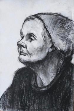 Portrait of grandma