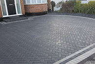 Larchfield Damson single size block paving