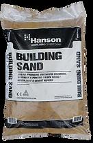 building sand hanson 25kg