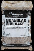 MOT Type 1 granular sub base hanson 25kg