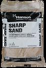 sharp sand hanson 25kg