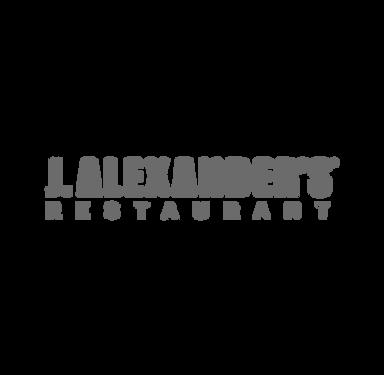 J. Alexanders Restaurant Logo