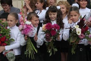 Депутаты Государственного Собрания (Ил Тумэн) Республики Саха (Якутия) приняли 1 сентября участие в