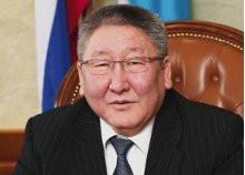 Егор Борисов пообещал приехать на открытие школы в Курбусахе 11 числа 11 месяца 11 года