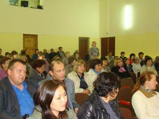 Встреча народного депутата с населением п. Мохсоголлох