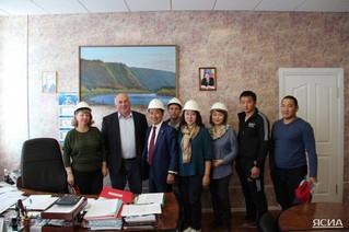 Айхал Габышев: «Наше партнерство способствует развитию строительного бизнеса»