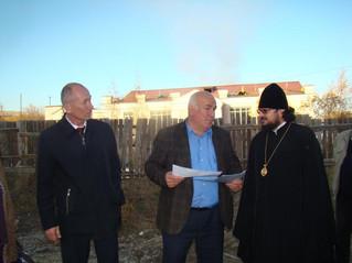 Встреча народного депутата с представителями православной епархии
