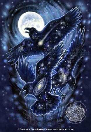 Star Raven Magic