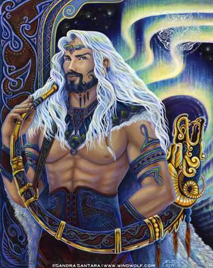 Gatekeeper of the Bifrost ~ Heimdalr