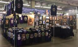 Comic Con Booth