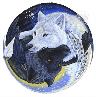 Eternal Embrace - Wolves
