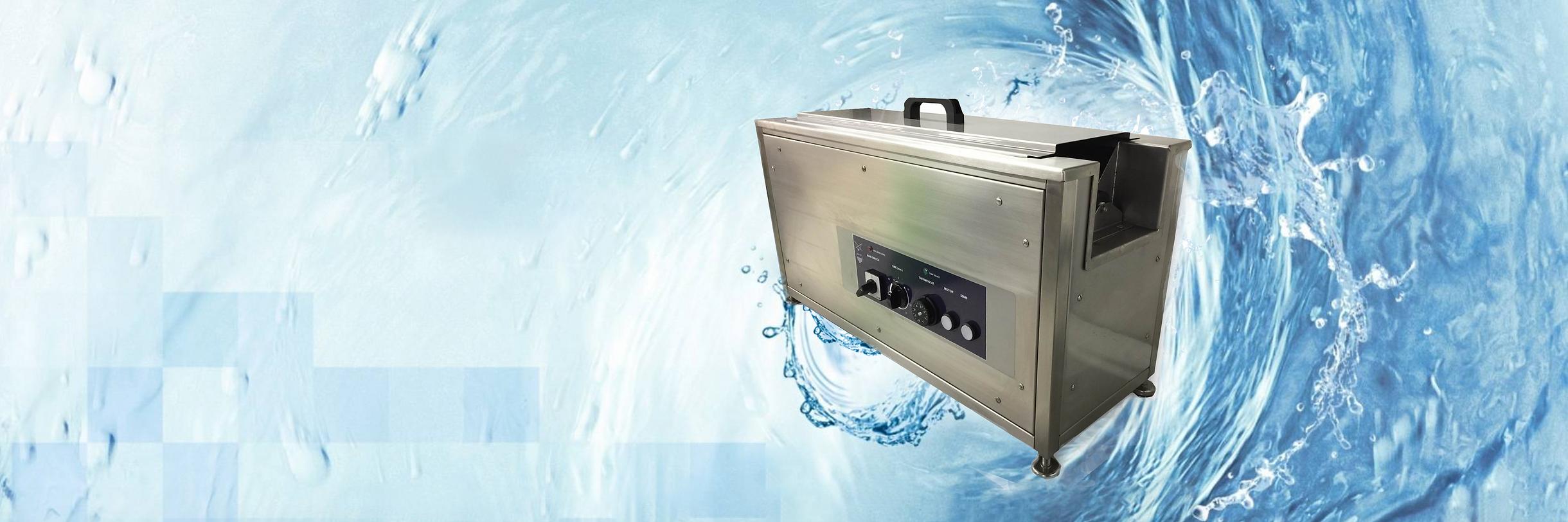 Nettoyage anilox petite laize par ultrasons U 650M
