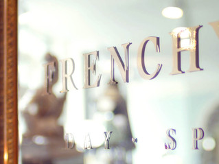 Frenchy's Day Spa is Launch Customer for Black Label Candle Line!