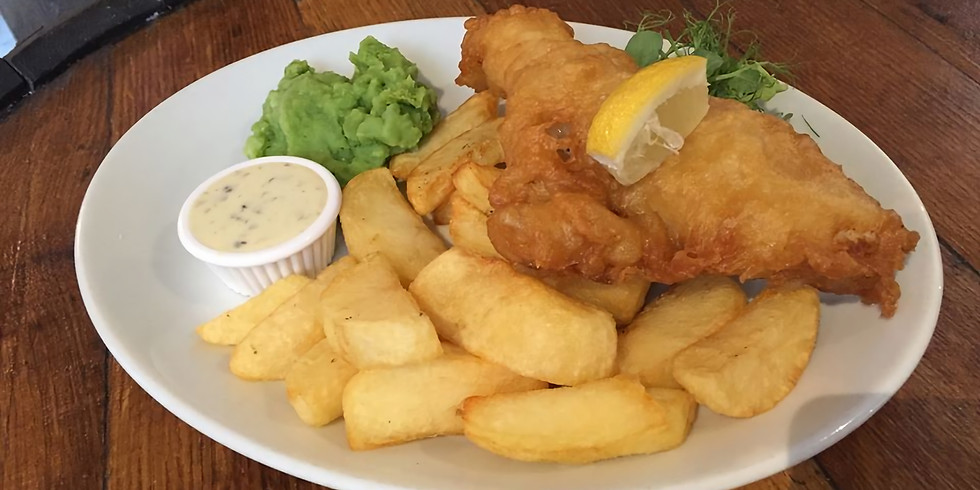 Beat the clock fish n chips