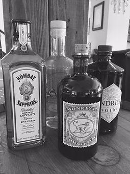 Gin at Trawden Arm