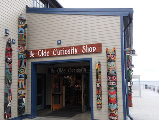 Ye Olde Curiosity Shop Is Now Carrying Our Natural Wonders Collection!