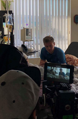 A Bend In The Road BTS