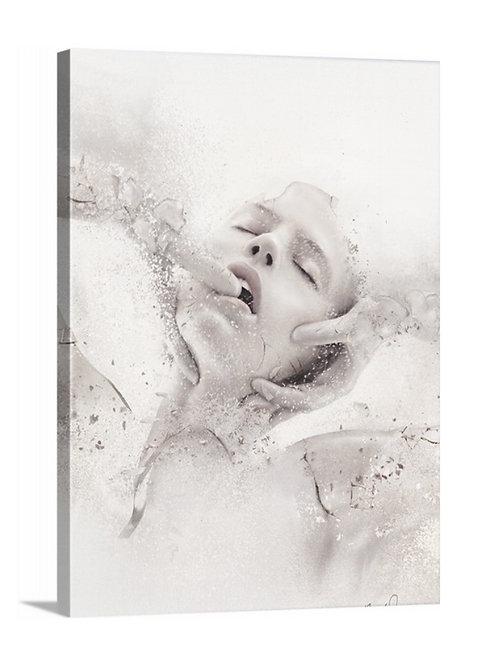 Canvas Wrapped Original Art