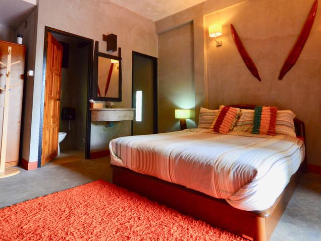 Issara Garden Villa - Bedroom