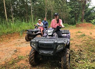 Doi isara resort ATV motorbikes