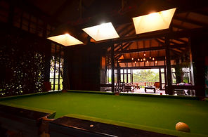 Doi isara resort pool table